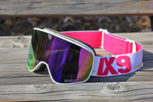 IXNINE, IX3, White Pink Polarized